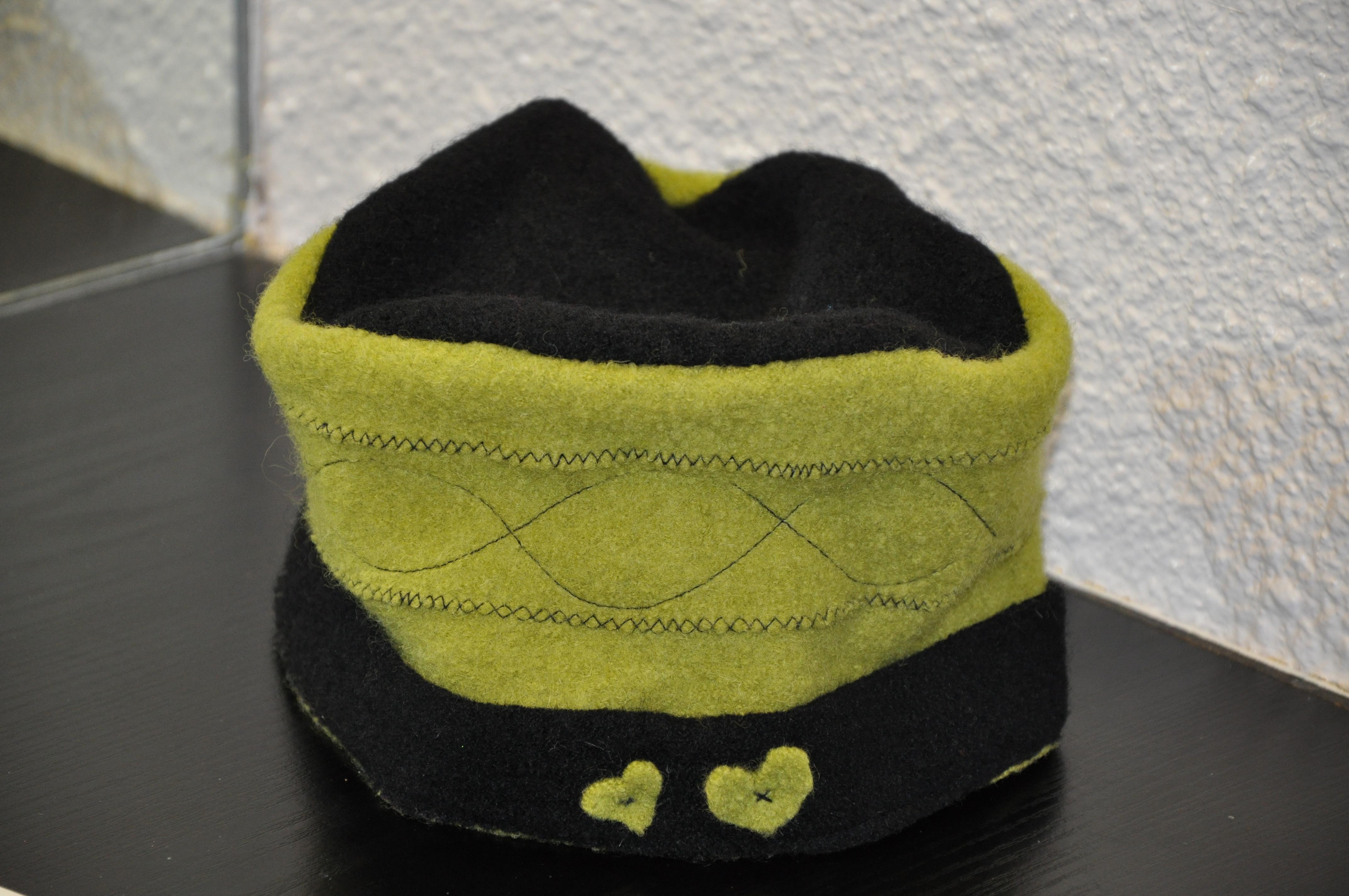 le chapeau de Béa